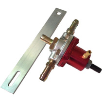 Dosador De Combustível Pequeno Carburado Beep Turbo Vermelho