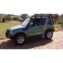 Jeep, Jipe Suzuki Vitara Jlx 97 1.6 8v Automático