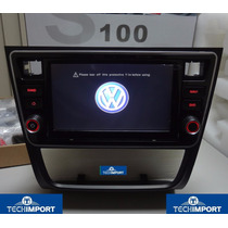 Central Multimidia Vw Gol G6 Anos 2013 A 2015 (s100)
