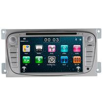Kit Multimídia Focus 09-13 Gps Dvd Tv Bluetooth Cam Ré