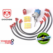Kit Distribuição Dodge Dart V8 318 Sistema Tey