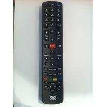 Controle Remoto Tv Led Philco Netflix Rc-3100l03 Retire Rj