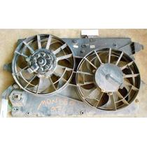 Ventoinha Eletroventilador Ford Mondeo 97 À 2000 Com Ar Cond