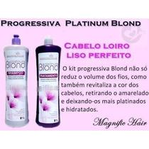Progressiva Blond Magnific Hair= Frete Grátis