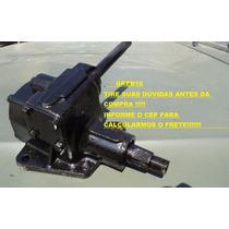Caixa Direção Setor Gm A20 C20 D20 Mecânica 6 Meses Garantia