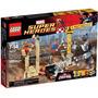 Lego 76037 - Rhino E Homem Areia Juntam Forças - 386 Pçs