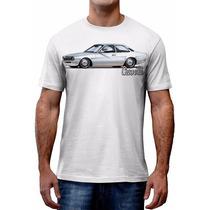 Camiseta Chevette Tubarão Chevrolet Carro Antigo Cast Design