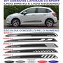 Acessorios Kit Faixa Lateral Citroen C3 Sport