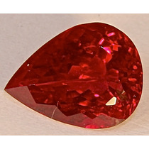 Rsp 2996 Rubi Sangue De Pombo Natural 12,7x9,8mm Com 5,5ct