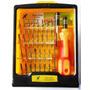 Kit Jogo Chave Fenda Phillips Torx Celular Kit Faça Você Msm