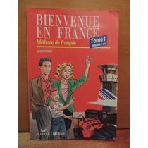 Livro Bienvenue En France Méthode Français A. Monnerie