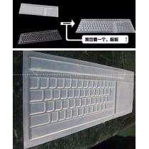 Película Protetora De Teclado De Pc Desktop Em Silicone