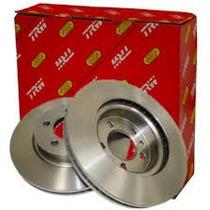 Kit Do Freio Disco + Pastilha Fiat Palio 1.0 1.3 97/