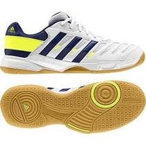 Tênis Adidas Essence 10.1 Indoor Branco