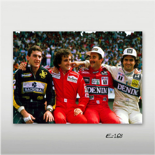 prost ayrton senna nelson - photo #7