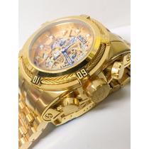 Relógio Invicta 12763 Zeus Bolt Reserve Completo