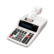 Calculadora De Mesa Casio Grande Com Bobina Dr-210tm 110v Br