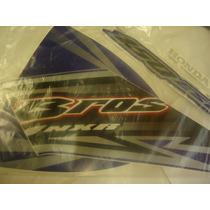 Adesivo Nxr 150 Bros Esd 05 Azul Completo Quali