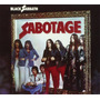 Cd Black Sabbath Sabotage {import} Novo Lacrado