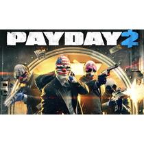 Payday 2 - Jogo Original Steam - Pc