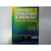 Livro - Língua, Literatura & Redação 2 - L. Do Professor