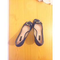Sapato Azul Peep Toe Emporio Naka