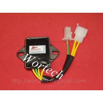 Regulador Retificador Stx 200 \ Motard 200 Sundown -wortech
