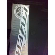 Adesivo Moto Fazer 250 Jogo 2012 Preta Frete Gratis