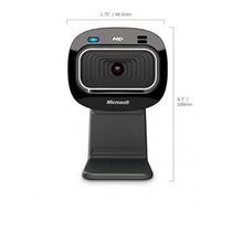 Webcam Microsoft Lifecam Hd-3000- Vídeo De Alta Qualidade