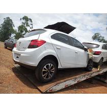 Sucata Chevrolet Onix 1.4 Ltz 2014 P/ Venda De Peças Usadas