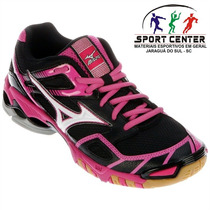 Tenis Mizuno Bolt 3 Voleibol - Original - Nf - De: R$299,90