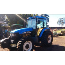 Trator - New Holland - New Tm 135 -