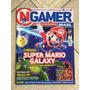 Revista Nintendo Gamer Super Mario Galaxy Mario Kart N°6