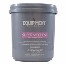 Pó Alfaparf Equipment Supermeches + No Ammonia 400g