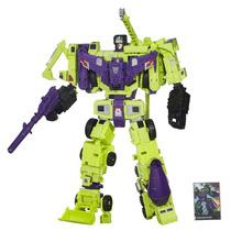 Transformers Generations Combiner Wars Devastator Plat Ed