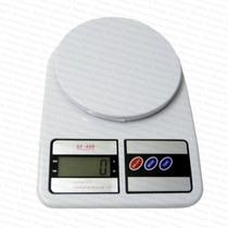 Balança Digital Eletrônica Pesa 1gr Até 10kg Precisão Slim