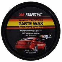 Cera Carnauba Cristalizadora 3m Paste Wax Perfect It