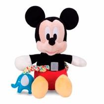 Ursinho De Pelúcia Mickey Disney Musical Buba Toys