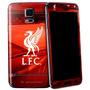 Capa De Telefone - Liverpool Samsung Galazy S5 Oficial Da Pe