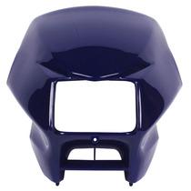 Carenagem Do Farol Sportive Nxr Bros 150 Esd 2003/2004 Azul