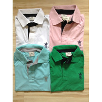 Camisas Polo Ralph Lauren Tommy Sergiok Kit 6 Peças Atacado