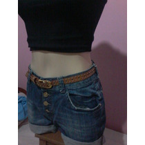 Short Jeans Barato