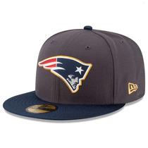 Boné New Era 59fifty New England Patriots - 7 1/4 | 57,7 Cm