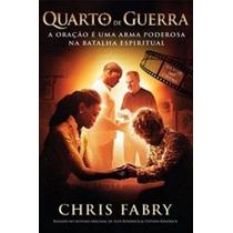 Kit Quarto De Guerra Livro + Dvd Quarto De Guerra Original