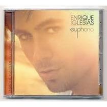 Cd Enrique Iglesias - Euphoria