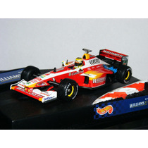 1:43 Hotwheels Williams Supertec Fw21 Ralf Schumacher
