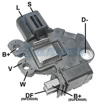Regulador Voltagem Hb20 I30 Kia Soul Veloster Cerato 1.6 16v