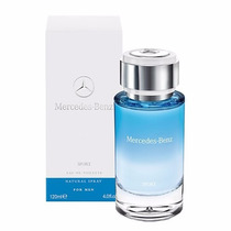 Perfume Mercedes-benz Sport Masculino Edt 120ml Original