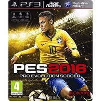 Pro Evolution Soccer Pes 16 Ps3 Mídia Digital - Riosgames