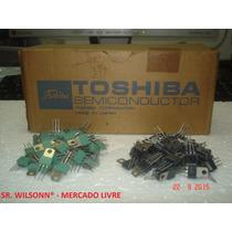 Transistor Toshiba 2sa818-0 & 2sc1628-0 Novos - Valor Do Par